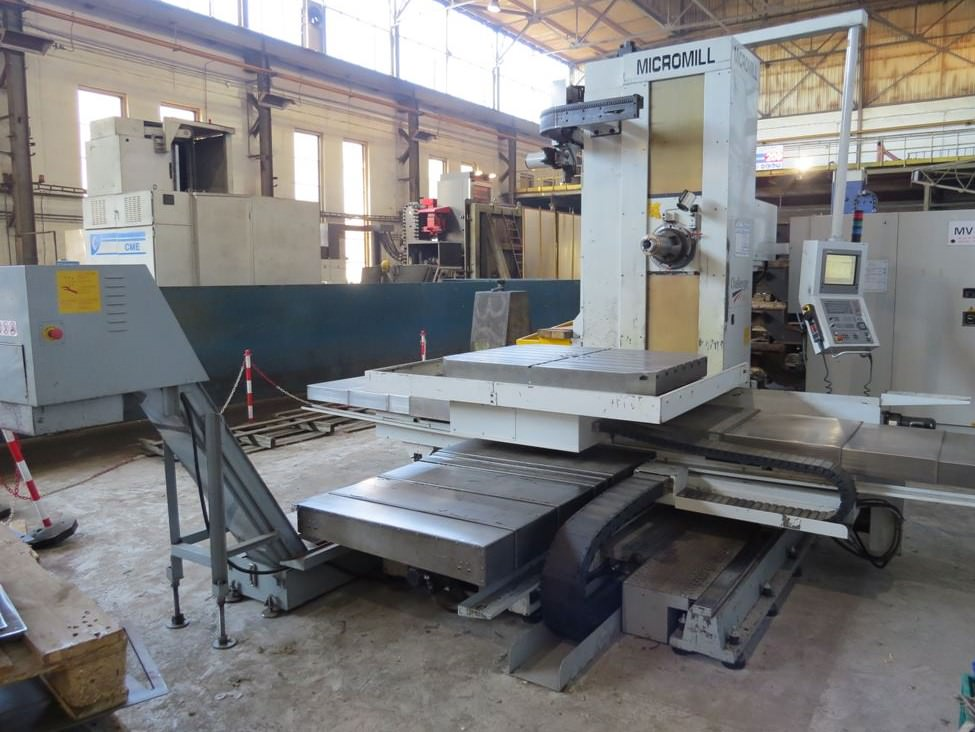 Microcut-HBM-4-4.33-CNC-Table-Type-Horizontal-Boring-Mill