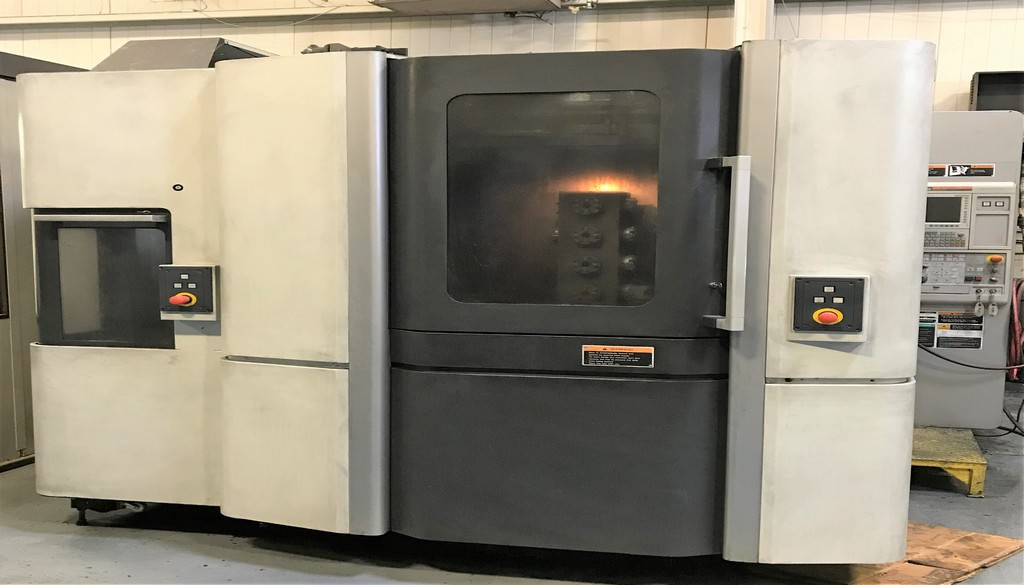 Mori-Seiki-NH-4000-CNC-Horizontal-Machining-Center