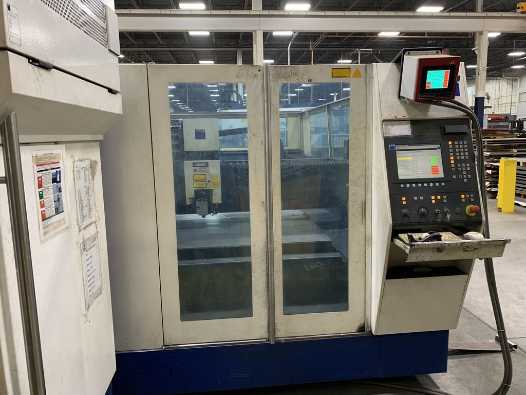 Trumpf-5000-Watt-CNC-Flying-Optic-Laser-w-Liftmaster