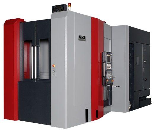 OKK-HMC500-CNC-Horizontal-Machining-Center