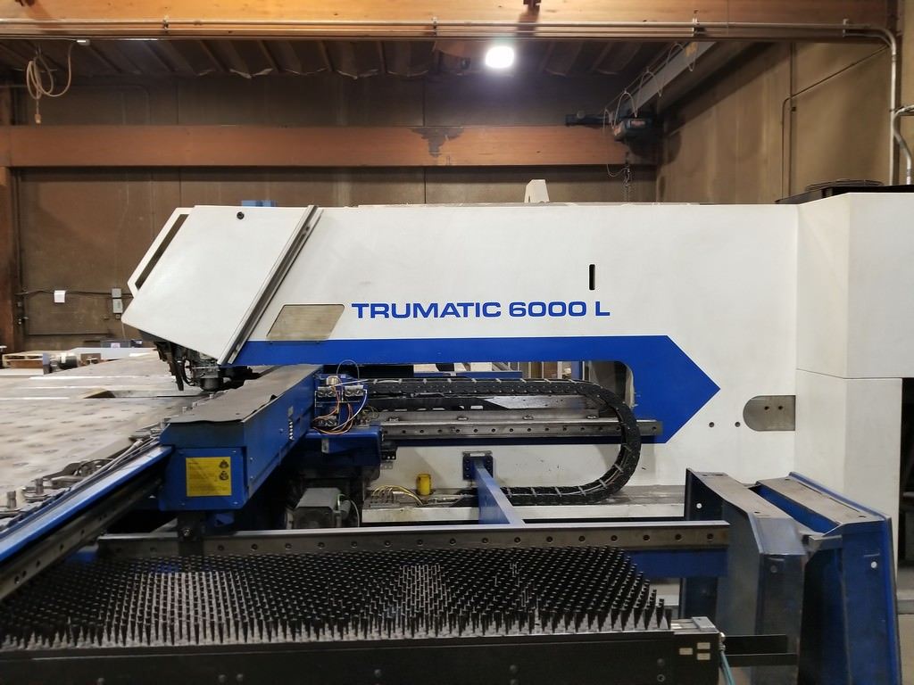 TRUMPF-Trumatic-6000L-25-Ton-CNC-Punch-With-2700-Watt-Laser