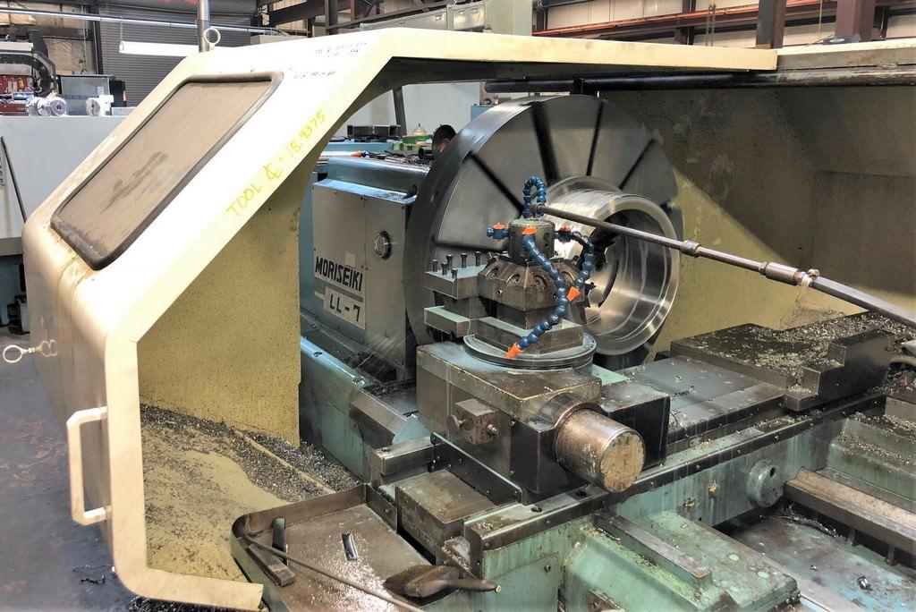 MORI-SEIKI-LL-7A-4500-Flat-Bed-CNC-Lathe