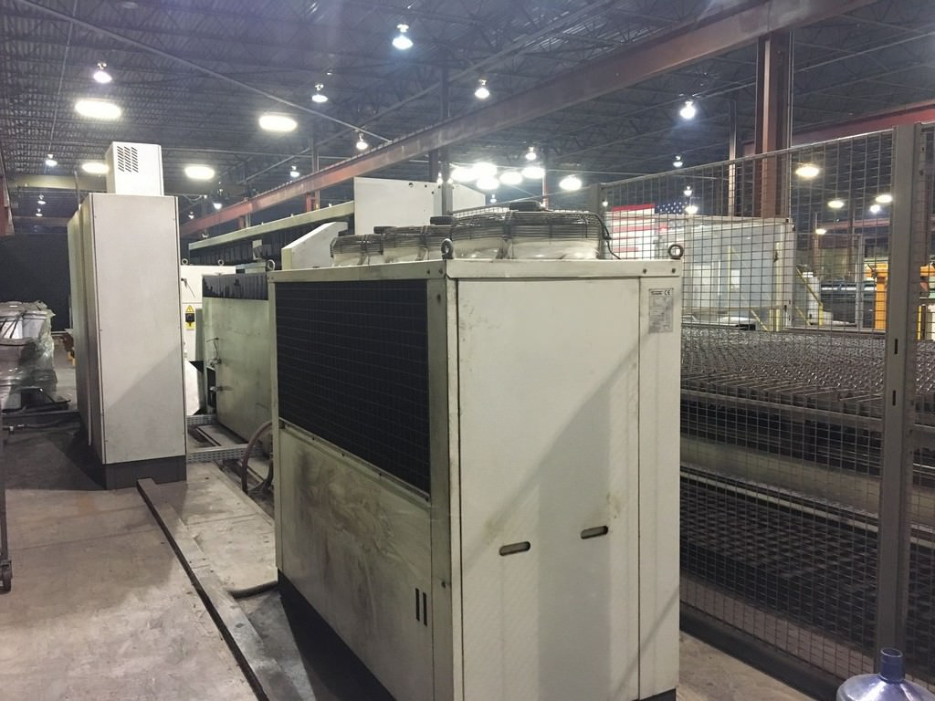 Strippit/LVD 4000 Watt Impuls 125-31 CNC Laser Cutting System-29661k