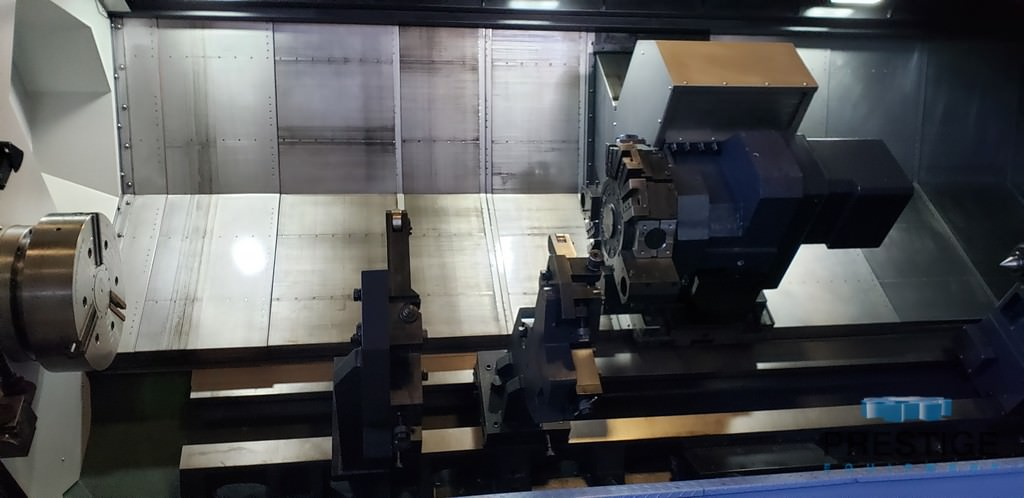 DOOSAN Puma 600LY CNC Turning Center With Live Milling-29698b
