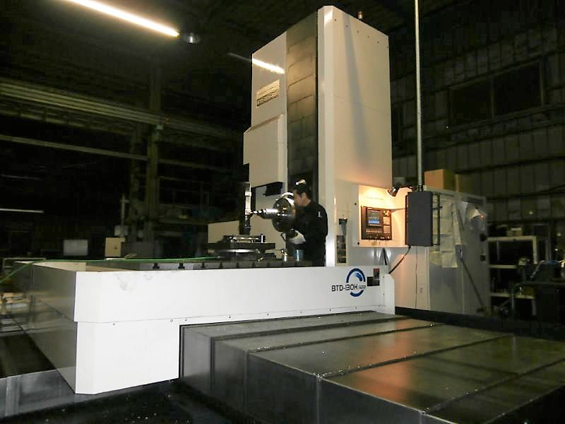 Toshiba-BTD-130H.R22-5.12-CNC-Table-Type-Horizontal-Boring-Mill