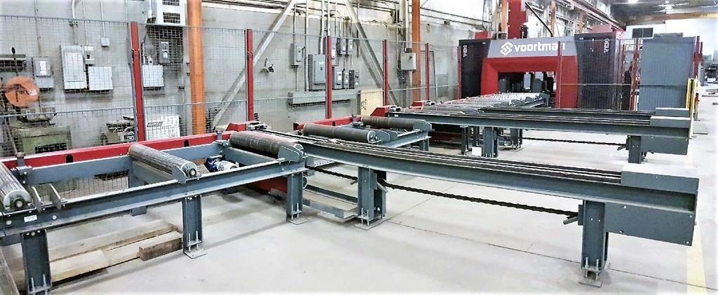 Voortman-V630-1000M-3-Spindle-CNC-Drill-Line