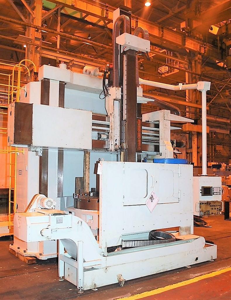 FEMCO-WVL-12-49-CNC-Vertical-Boring-Mill