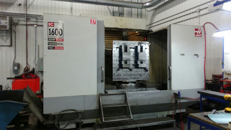 HAAS-EC-1600-Horizontal-Machining-Center