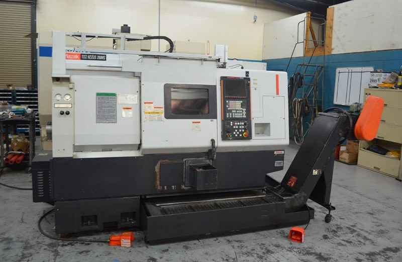 MAZAK-Quick-Turn-Nexus-200MS-CNC-Turning-&-Milling-Center