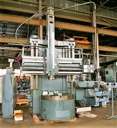 Bullard-Dynatrol-56-Vertical-Boring-Mill
