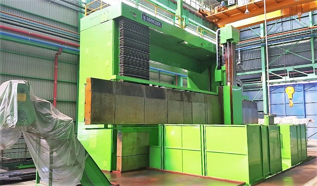 Hankook-5060E-196-CNC-Vertical-Boring-Mill