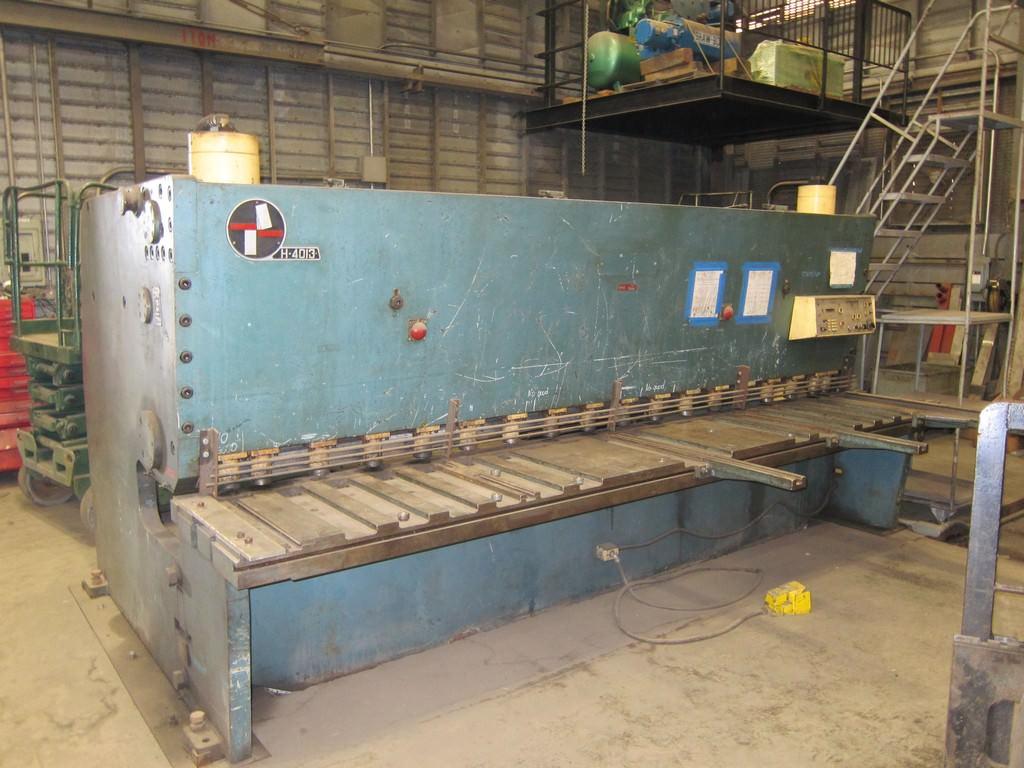 Amada-1-2-x-13-H-4013-Hydraulic-Plate-Squaring-Shear