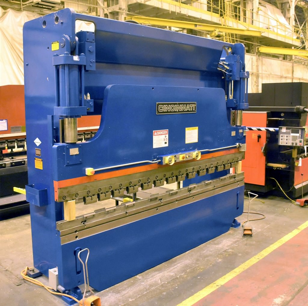 Cincinnati-90-CBII-x-12-3-Axis-CNC-Hydraulic-Press-Brake