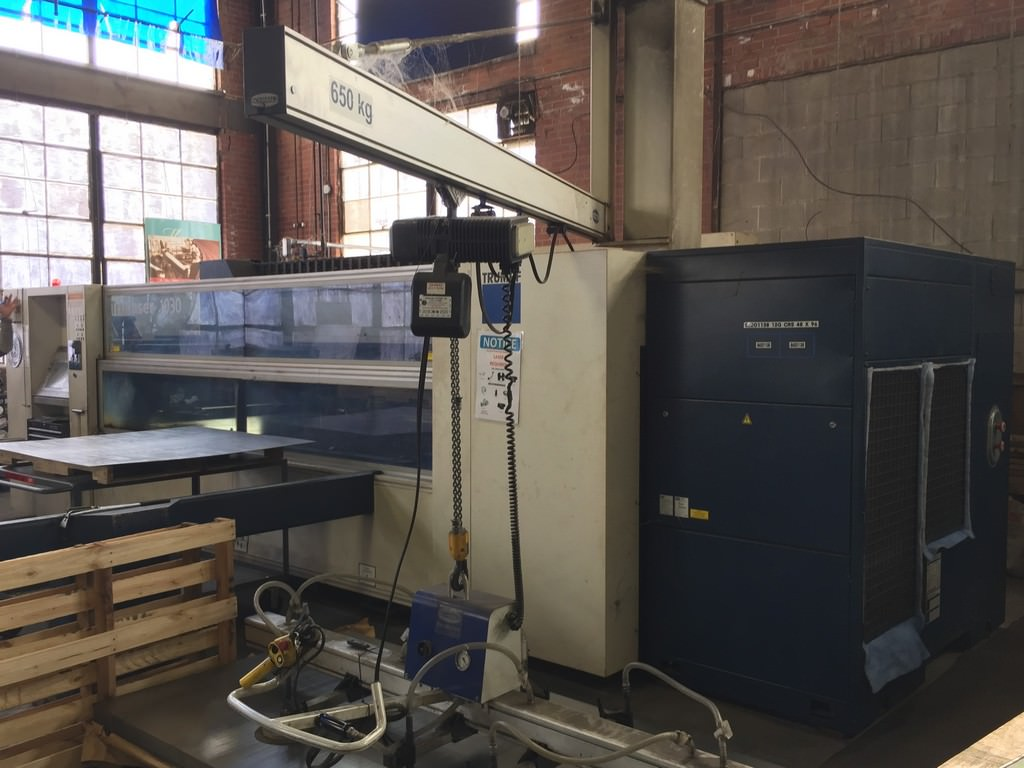 Trumpf-2000-Watt-TruLaser-1030-CNC-Flying-Optic-Laser