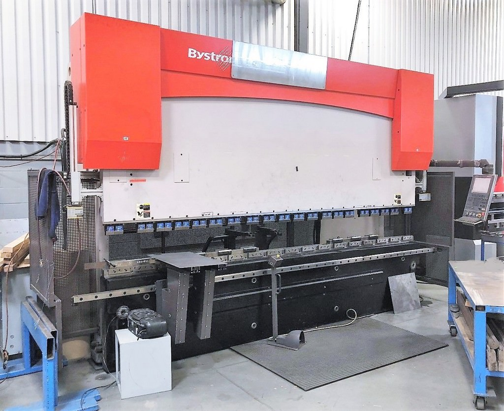 Bystronic-PR-320-x-4100-357-Ton-8-Axis-CNC-Press-Brake