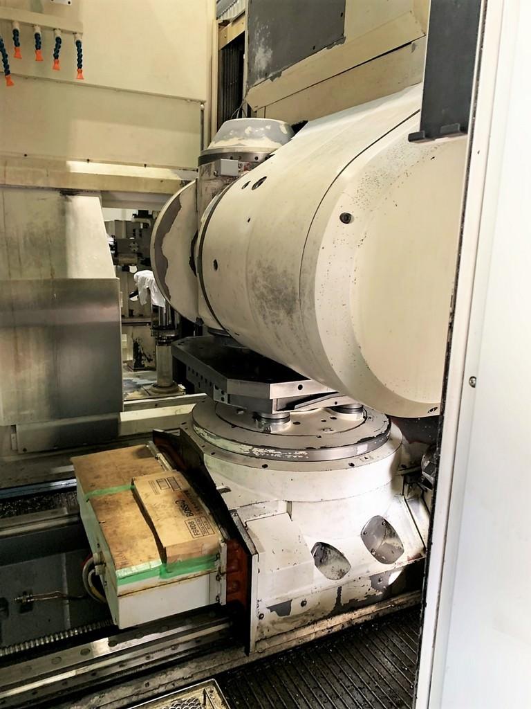 Mazak Integrex E-1060V 5-Axis Combination CNC Vertical/Horizontal/Turning-29834c