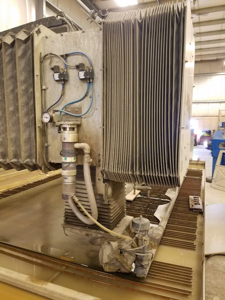 Flow IFB 6' x 24' CNC Water Jet Cutting System-29846c