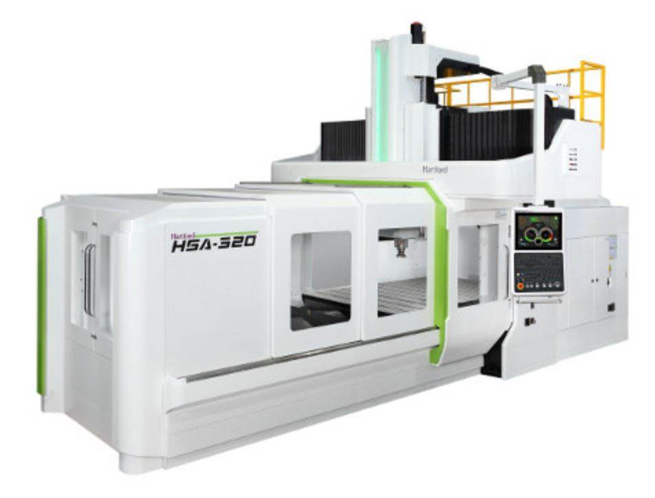 HARTFORD-HSA-2212-Double-Column-Machining-Center-Never-Used