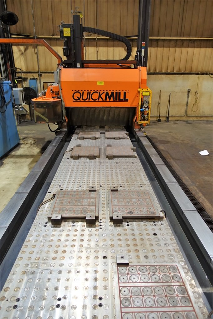 QUICKMILL-Eliminator-60-CNC-Gantry-Type-Vertical-Machining-Center