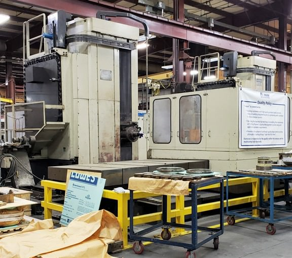 Toshiba-BTD-13-R22-5.12-CNC-Table-Type-Horizontal-Boring-Mill