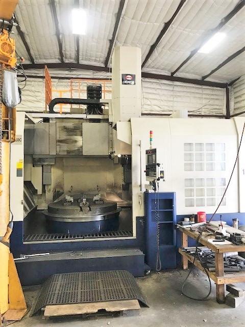 Honor-Seiki-63-CNC-Vertical-Boring-Mill