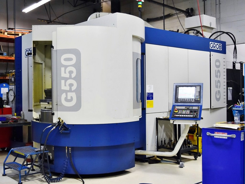 GROB-G550-5-Axis-Horizontal-Universal-Machining-Center