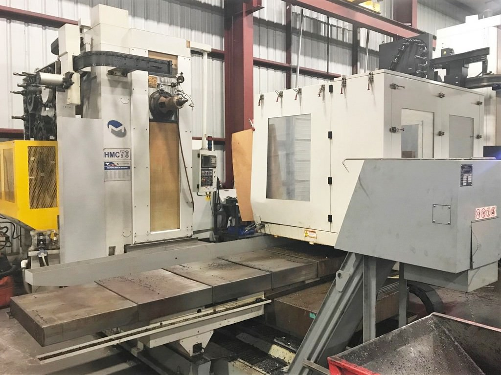 Milltronics-HBM-4B-4.33-CNC-Table-Type-Horizontal-Boring-Mill
