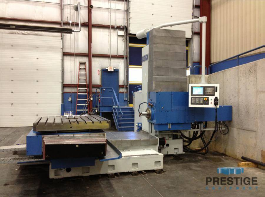 Union-BFT-105-4.13-CNC-Table-Type-Horizontal-Boring-Mill