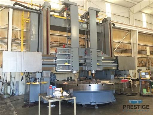 Farrel-4-Axis-168-CNC-Vertical-Boring-Mill