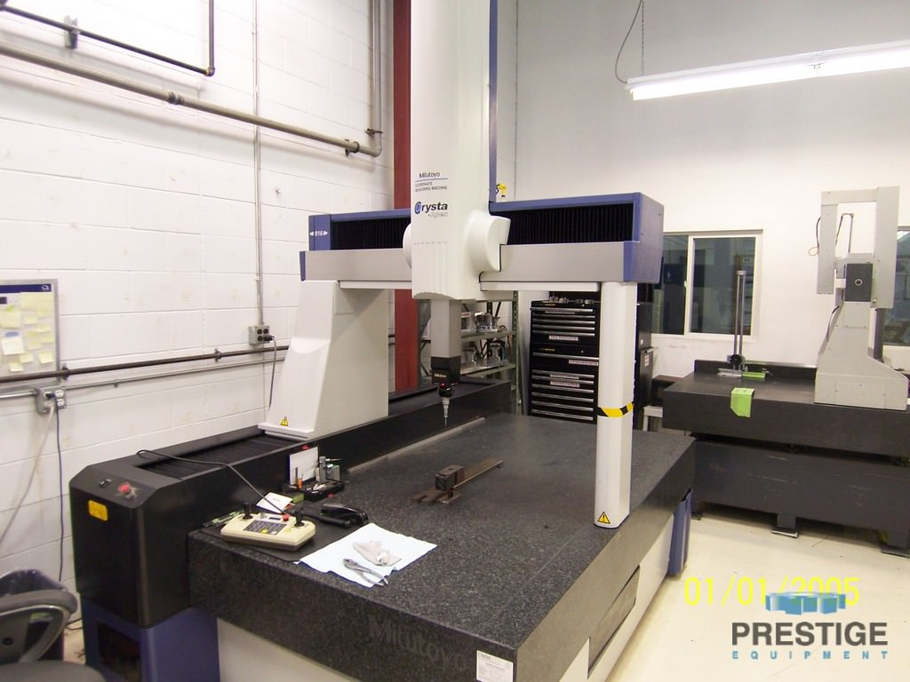 MITUTOYO-Crysta-Apex-CRT-A916-Coordinate-Measuring-Machine