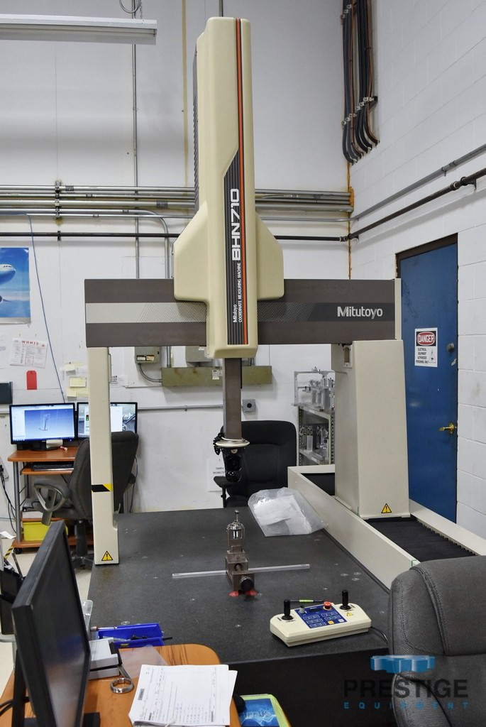 MITUTOYO-BHN-710-Coordinate-Measuring-Machine