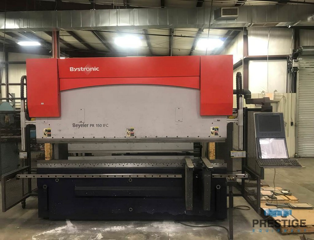 Bystronic-PR-150x3100-165-Ton-8-Axis-CNC-Press-Brake