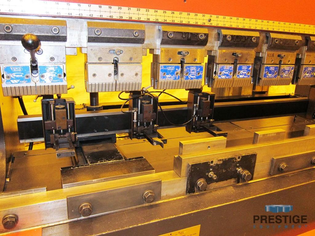 Amada FBD 1030LDR 110 Ton x 10' CNC Up-acting Press Brake-30070d