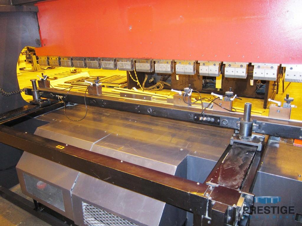 Amada FBD 1030LDR 110 Ton x 10' CNC Up-acting Press Brake-30070f