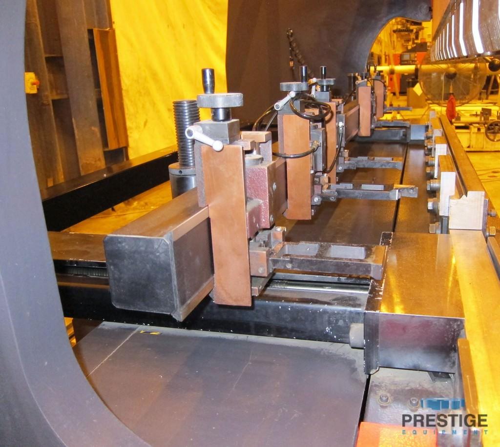 Amada FBD 1030LDR 110 Ton x 10' CNC Up-acting Press Brake-30070g