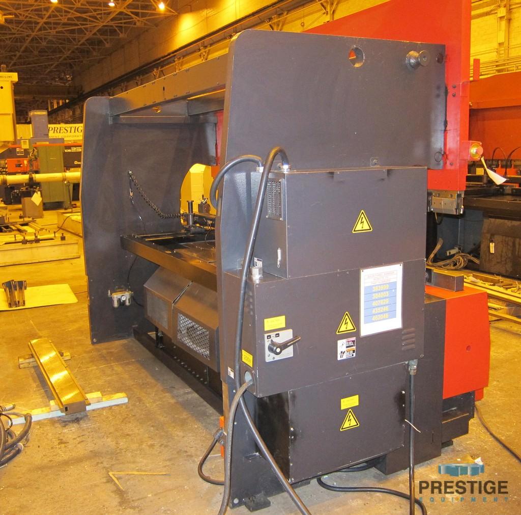 Amada FBD 1030LDR 110 Ton x 10' CNC Up-acting Press Brake-30070j