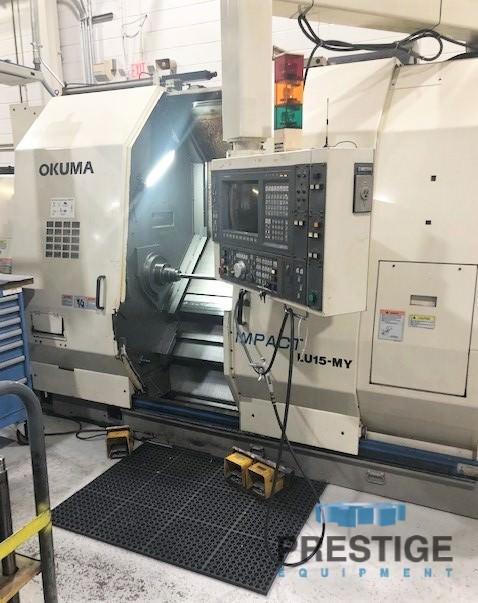 OKUMA-LU-15MY-2SC-600