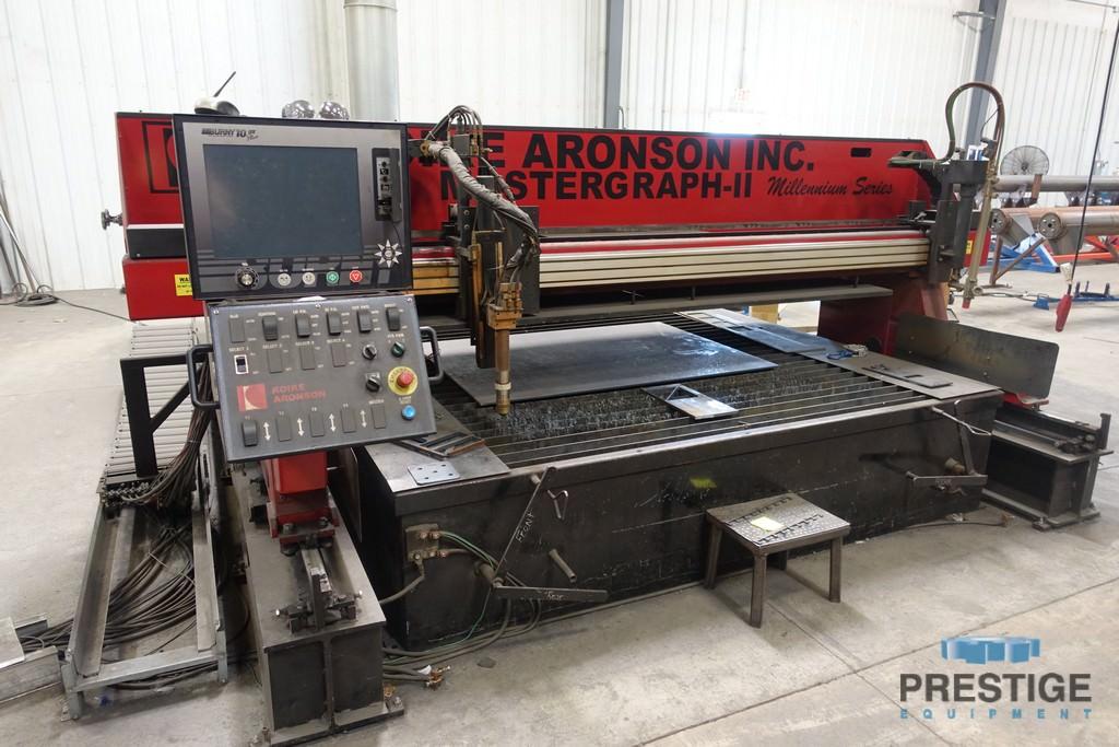 Koike-Aronson-Mastergraph-II-Millennium-1500-108-x-168-CNC-Plasma-Cutting-System