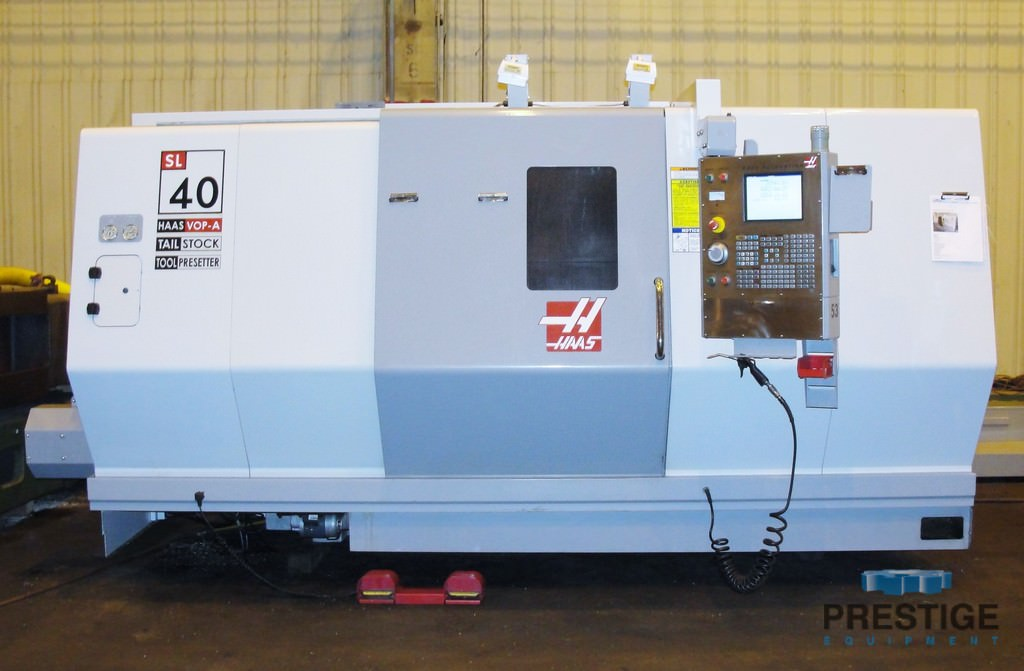 HAAS-SL40T-CNC-Turning-Center