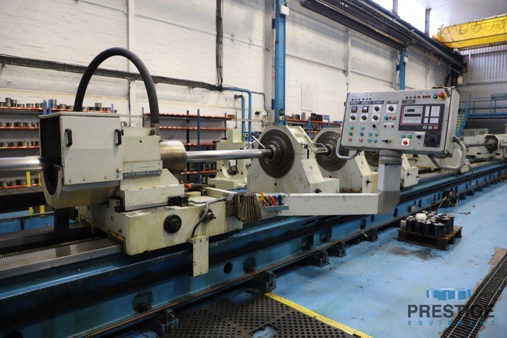 RYAZAN Model RT295112 x 10m CNC Deep Hole Boring Machine