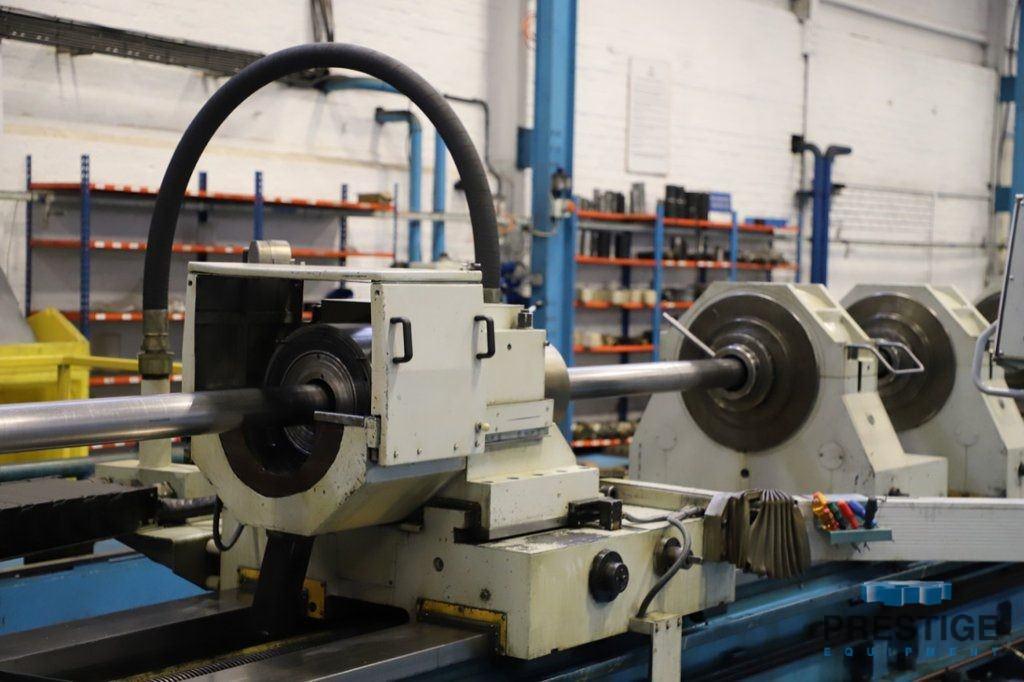 RYAZAN Model RT295112 x 10m CNC Deep Hole Boring Machine-30112a