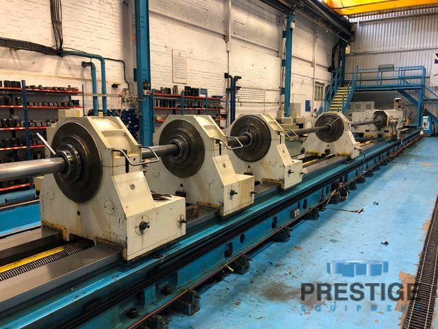 RYAZAN Model RT295112 x 10m CNC Deep Hole Boring Machine-30112c
