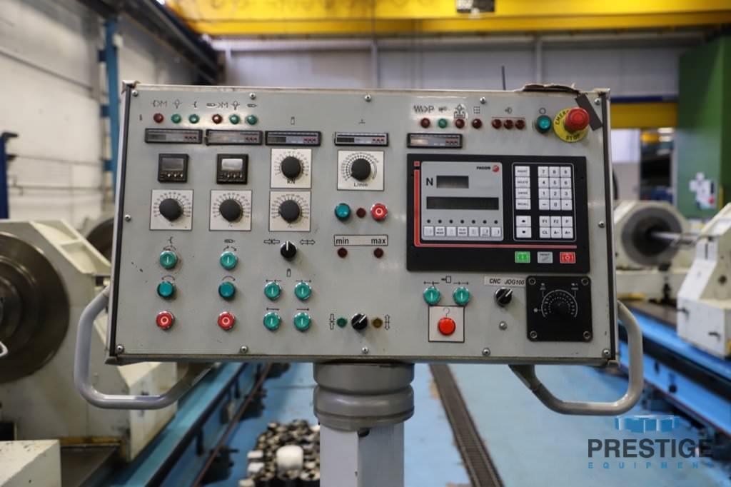 RYAZAN Model RT295112 x 10m CNC Deep Hole Boring Machine-30112d