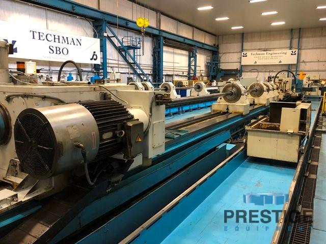 RYAZAN Model RT295112 x 10m CNC Deep Hole Boring Machine-30112f