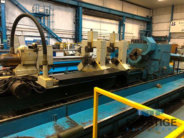 RYAZAN Model RT295112 x 10m CNC Deep Hole Boring Machine-30112g