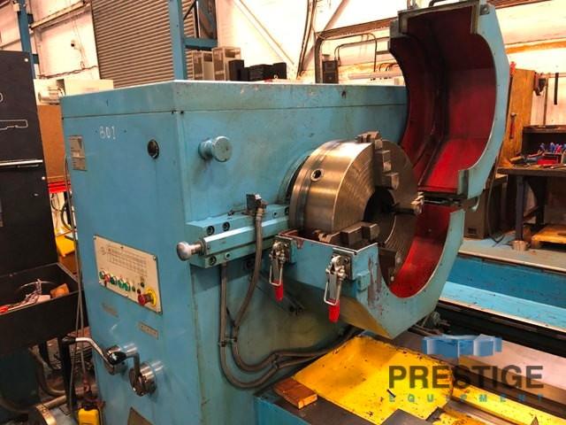 RYAZAN Model RT295112 x 10m CNC Deep Hole Boring Machine-30112h