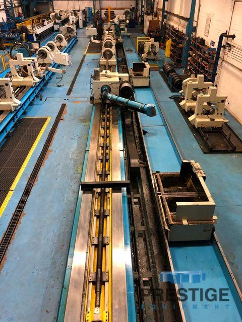 RYAZAN Model RT295112 x 10m CNC Deep Hole Boring Machine-30112i