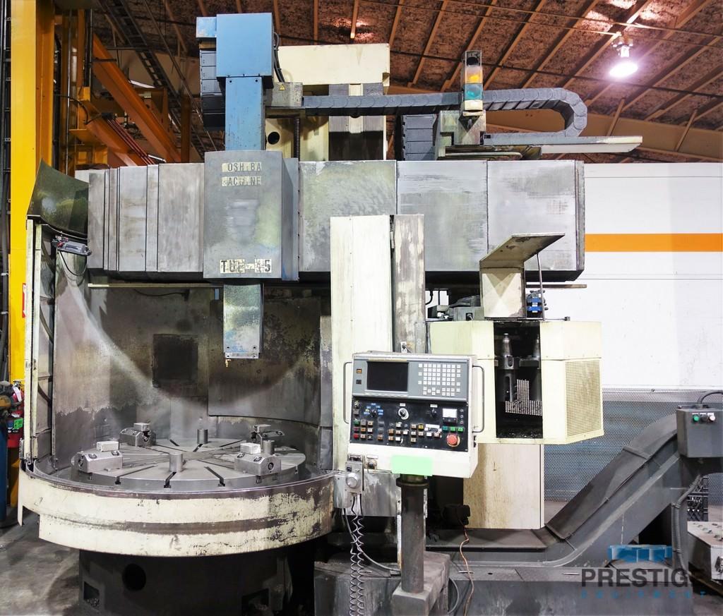 Toshiba-TUE-15-CNC-Vertical-Boring-Mill