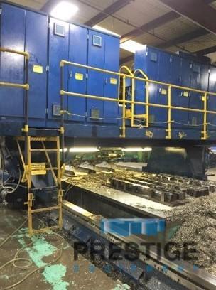 Cincinnati 5-Axis 3-Spindle CNC Gantry Mill -30123a
