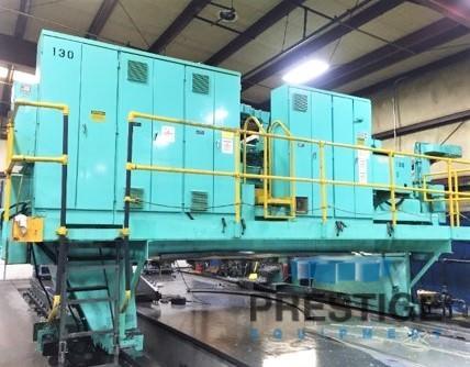 Cincinnati 5-Axis 3-Spindle CNC Gantry Mill -30124b